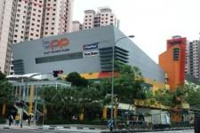 Bukit Panjang Plaza (retail)