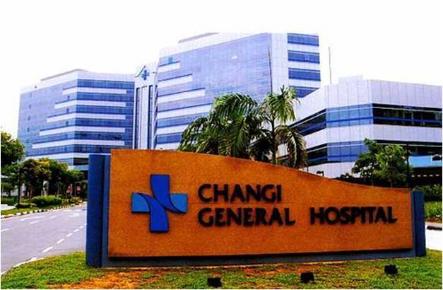 Changi General Hospital (hospital)