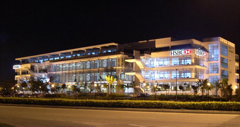 HSBC Building Malaysia
