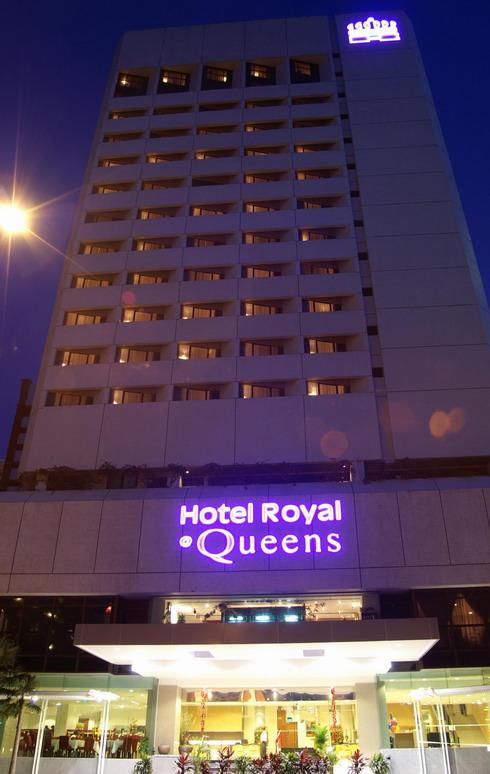 Hotel Royal Queens-1